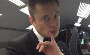 """Elon Musk y Marte """"tontean"""" por Twitter y es muy gracioso"""