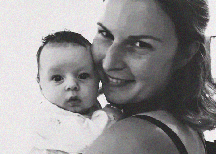 Mom Writes A Hysterical Poem At 4 A.M. About Her Husband Who Sleeps Instead Of Helping With The Baby