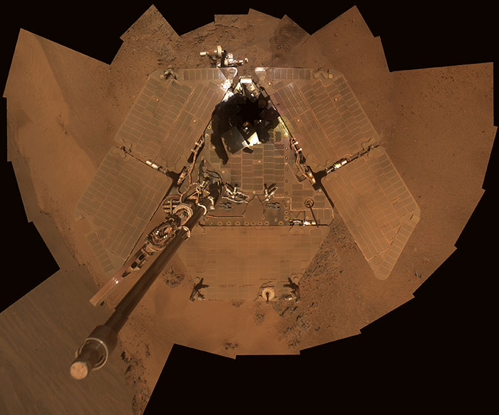 mars rover mission ends - photo #5
