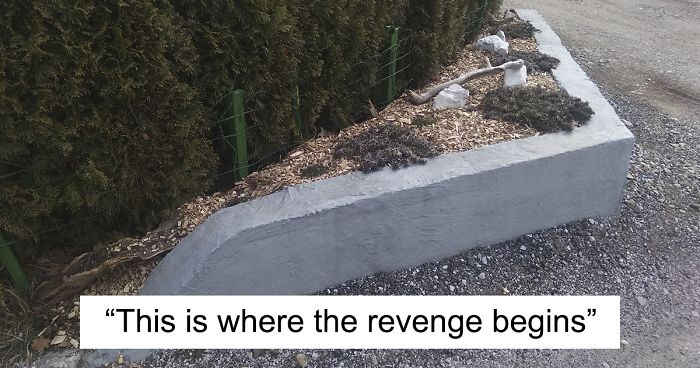 Neighbors Kept Running Over This Family's Fence, So Dad