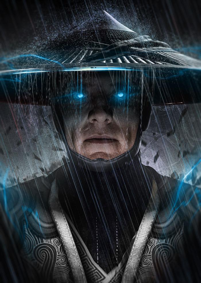 Michael Fassbender- Raiden