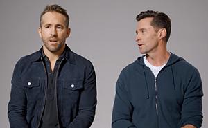 La gente no para de reír con el anuncio que ha hecho Hugh Jackman para la marca de ginebra de Ryan Reynolds
