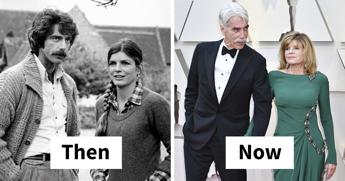 21 Then And Now Photos Of Sam Elliott And Katharine Ross That ...