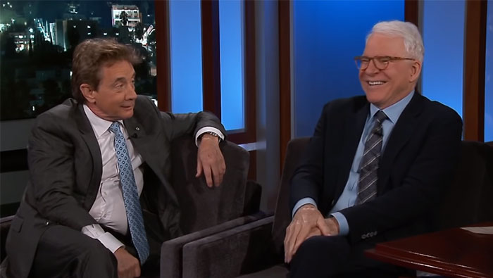 Turns Out Tom Hanks, Martin Short And Steve Martin Have 'Colonoscopy Parties', And It's Surprisingly Wholesome