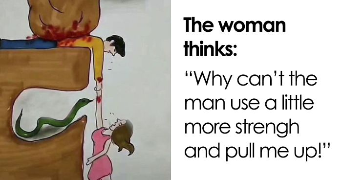 Someone Explains Why Couples Often Don't Understand Each