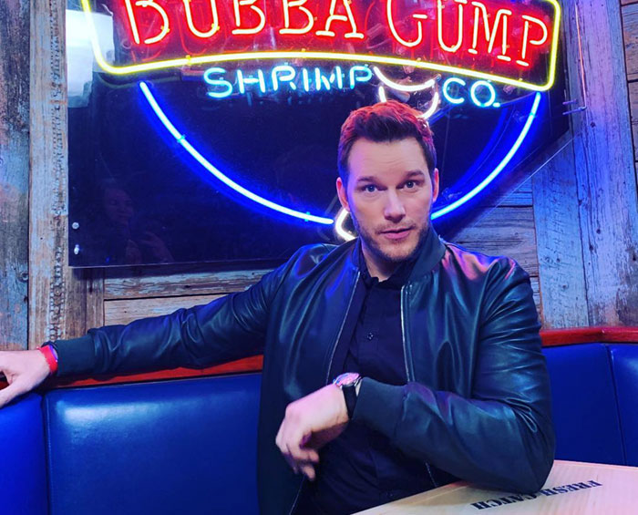 People's Responses To Chris Pratt's Confession That He Used To Eat Shrimp Off Of People's Plates Are Hilarious