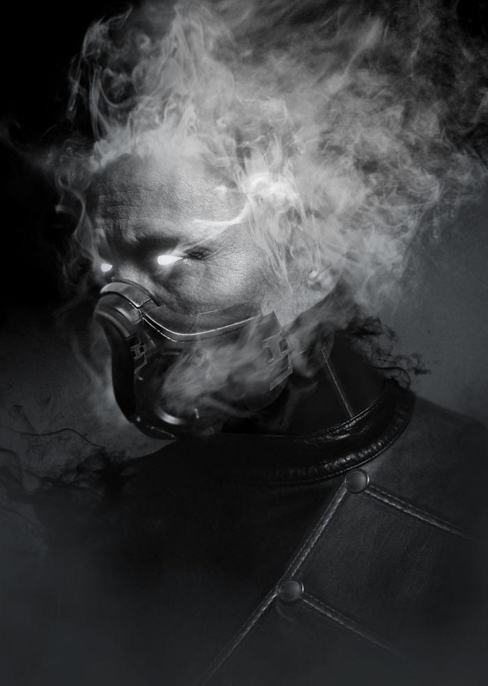 Mads Mikkelsen - Smoke