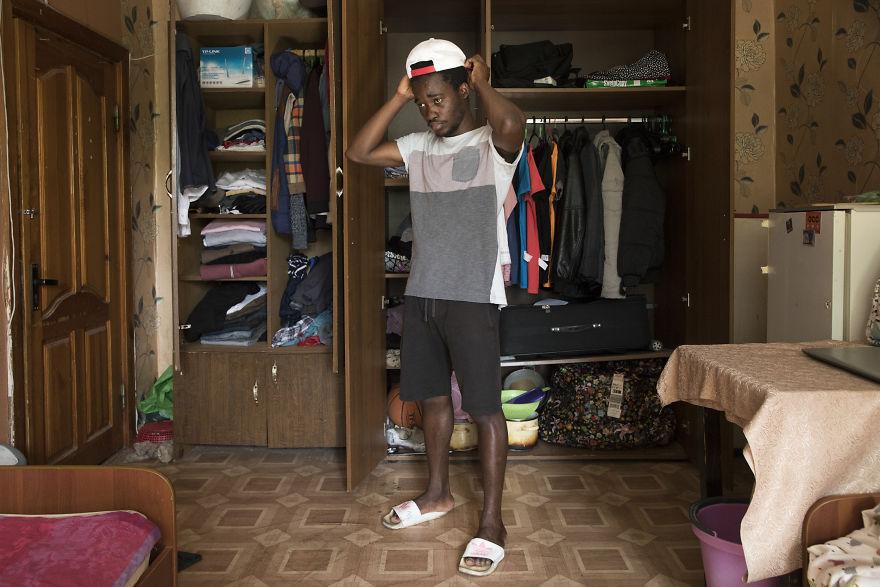 Medfrank Cartel Mba From Libreville, Gabon. Chemical Technology Major