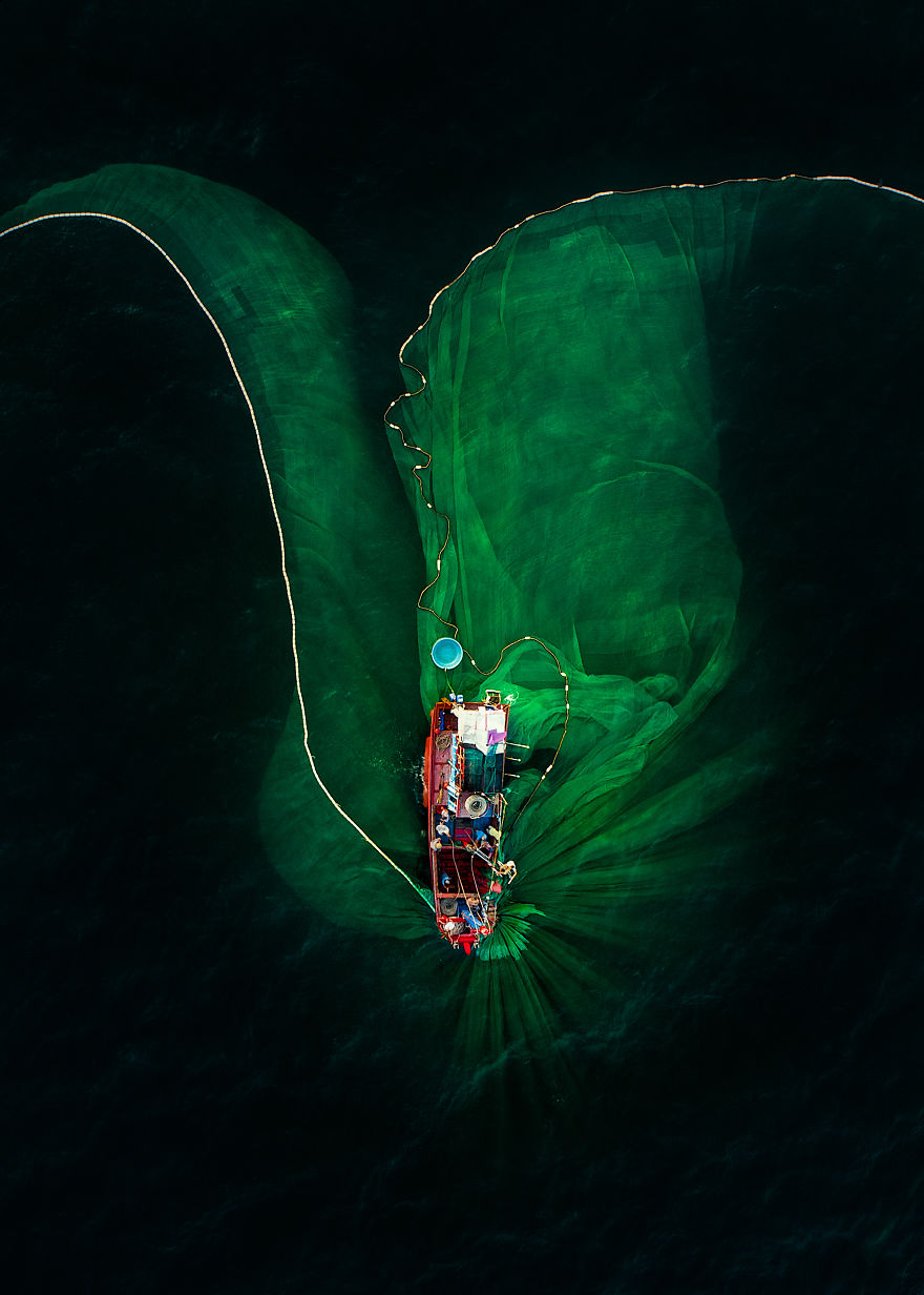 Travel: 'Flower On The Sea' By Trung Pham Huy, Vietnam