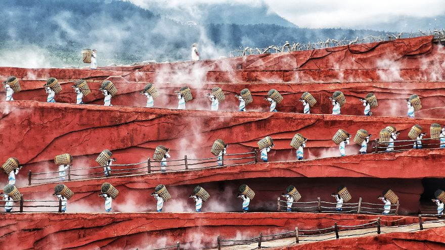 Culture: 'Synergy Of Humanity' By Eng Chung Tong, Malaysia