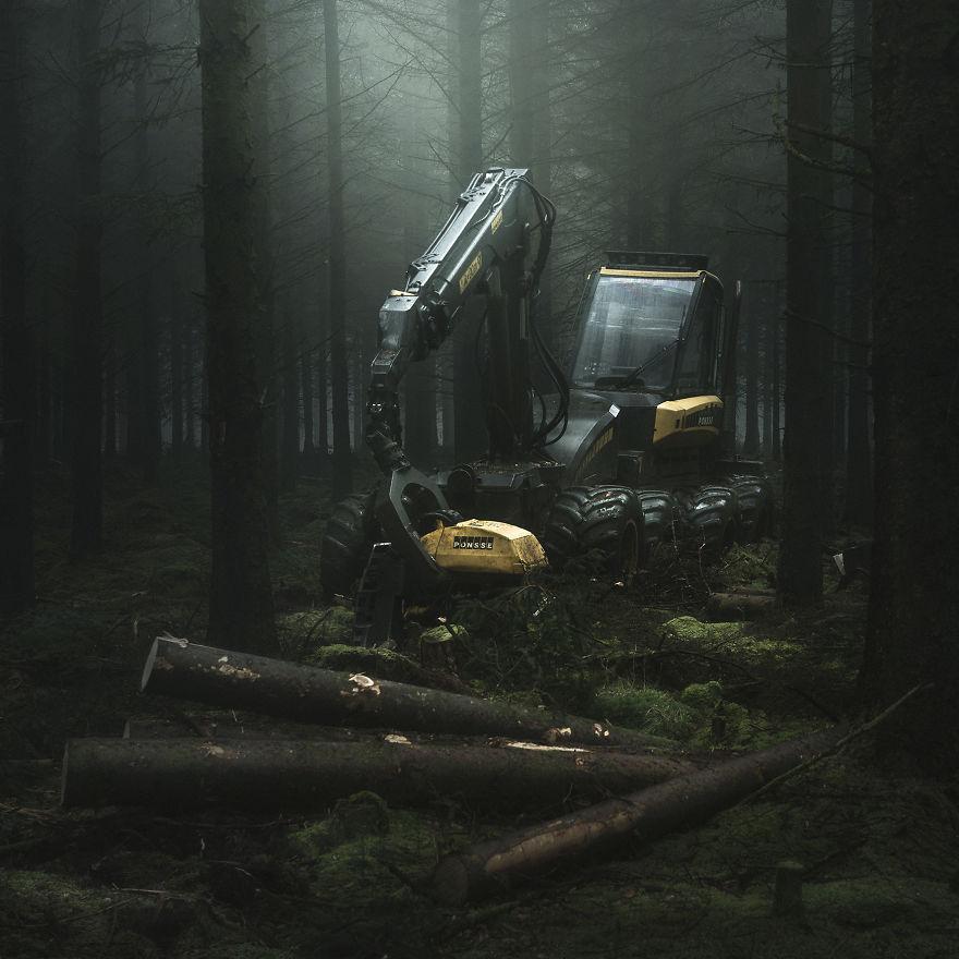 Landscape: 'Executioner' By Neil Burnell, United Kingdom