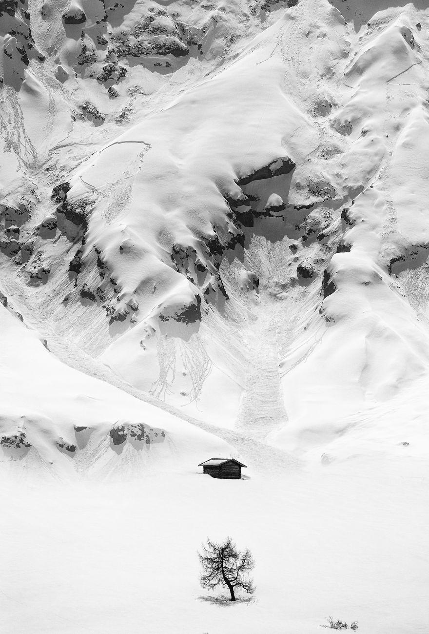 Landscape: 'Solitude' By Swapnil Deshpande, India