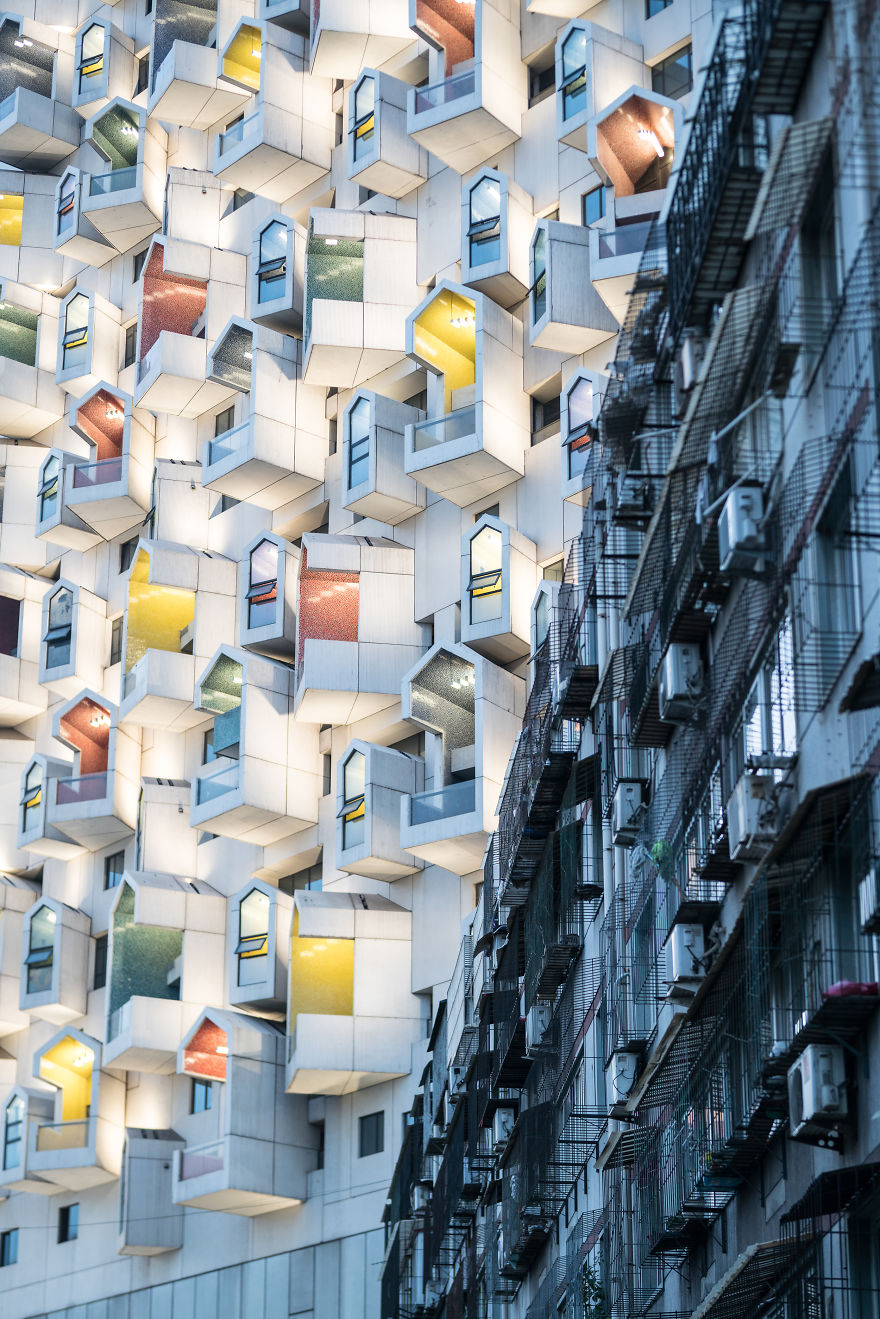 Architecture: 'Tangshan, 2018' By Jennifer Bin, Canada