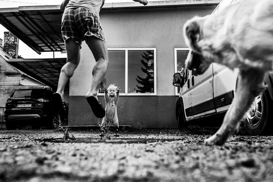 Motion: 'Little Wizard' By Marlena Kurowska-Jankowiak, Poland