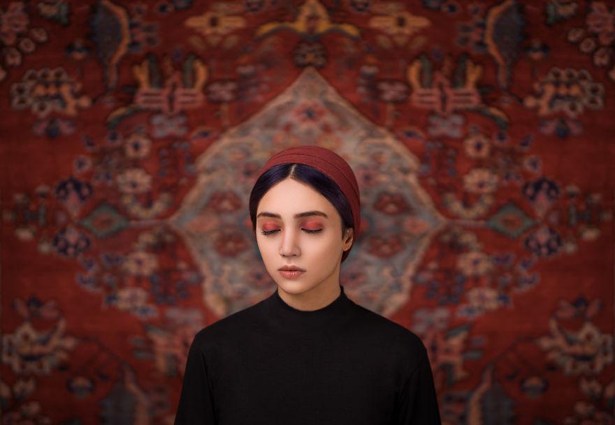 Portraiture: 'Culture' By Hasan Torabi, Iran