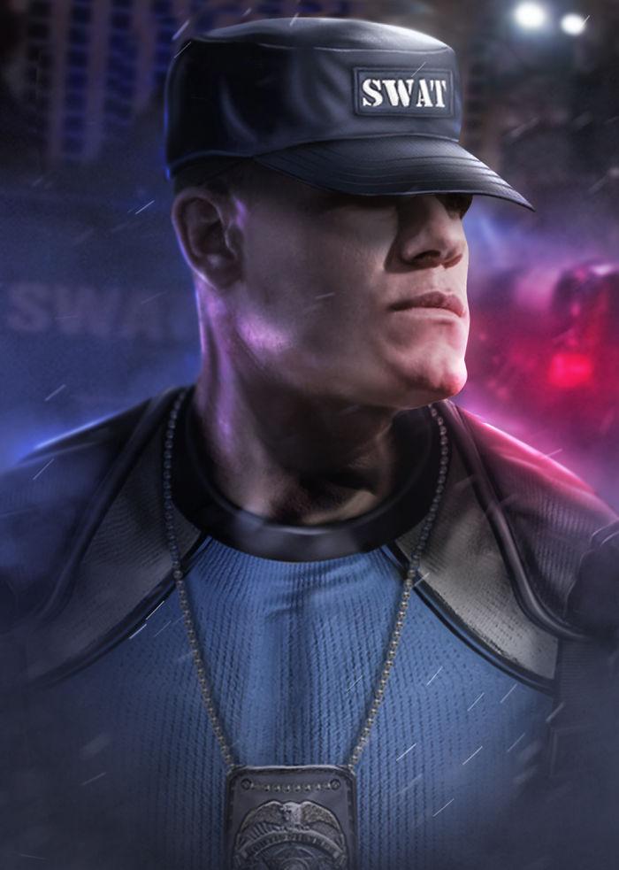 John Cena - Stryker