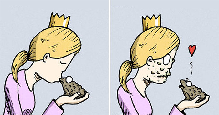 I Draw Stupid Comics For People With A Dark Sense Of Humor (19 Pics)