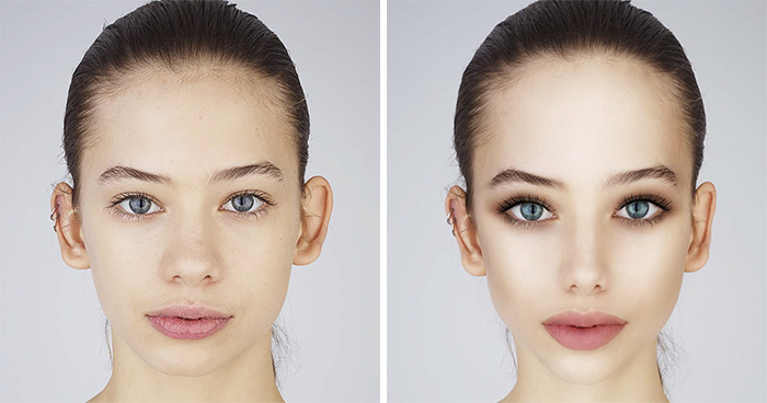 Photographer Asks Teens To Edit Their Pics Until They Look 'Social Media Ready', Posts The Alarming Results