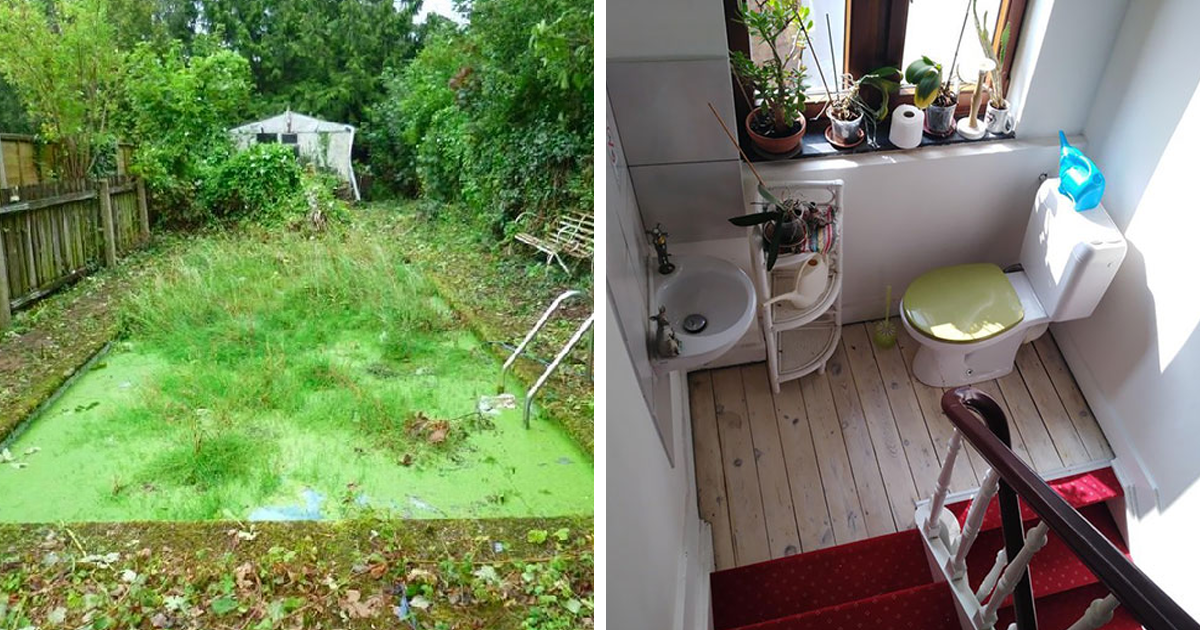 30 Terrible Pictures Taken By Real Estate Agents