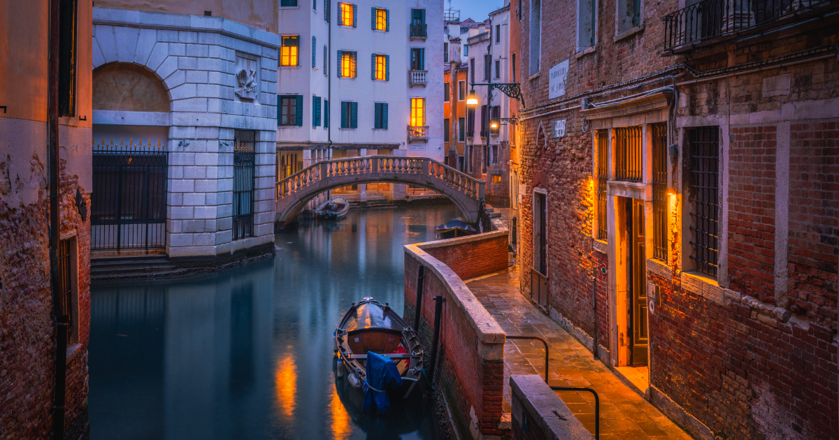 Why You Should Visit Venice… In Winter!