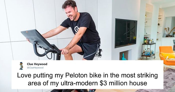 'Peloton' Stationary Bicycles Are Bombarded By Memes After Their 'Luxurious' Ad Faces Backlash