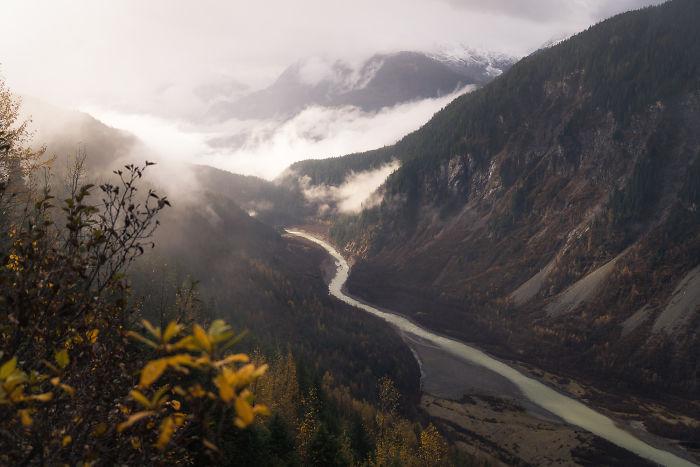 Salmon River, Bc