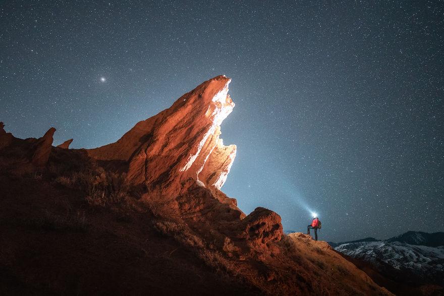 The Night Explorer