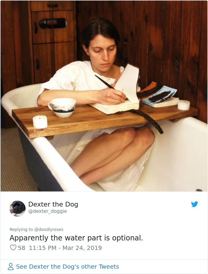 10 Hilarious Examples That Prove Bathtub Tray Designers Have No Idea What Women Do In The Bath