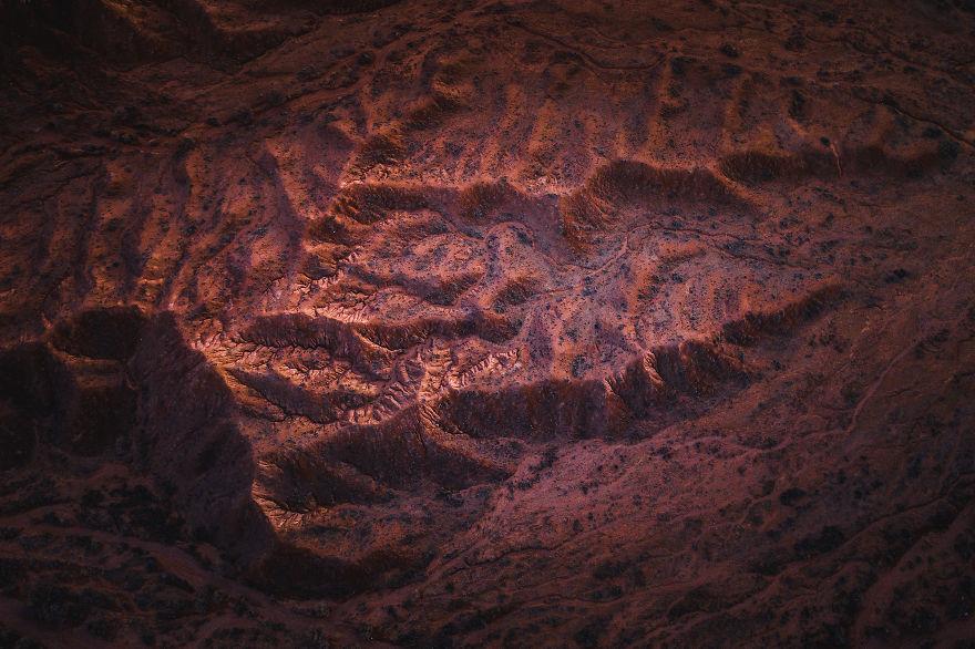 Alien Footstep