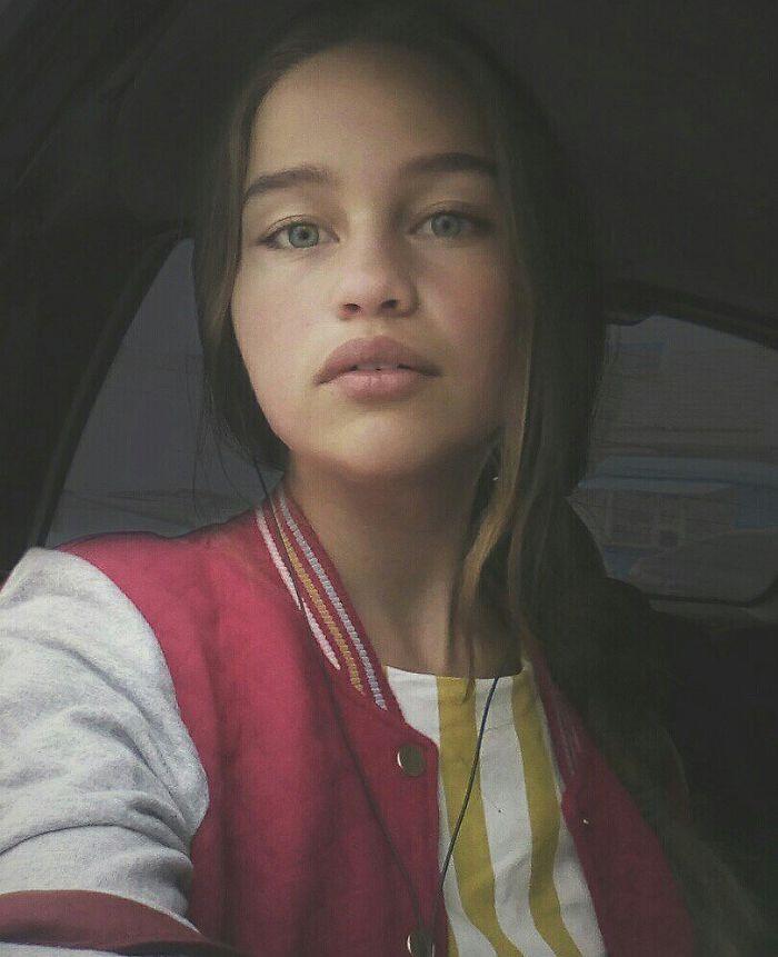 Emilia Clark?
