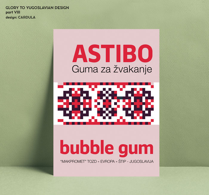 I Redesigned Famous Yugoslavian Posters To Bring Back Good Memories (New Pics)