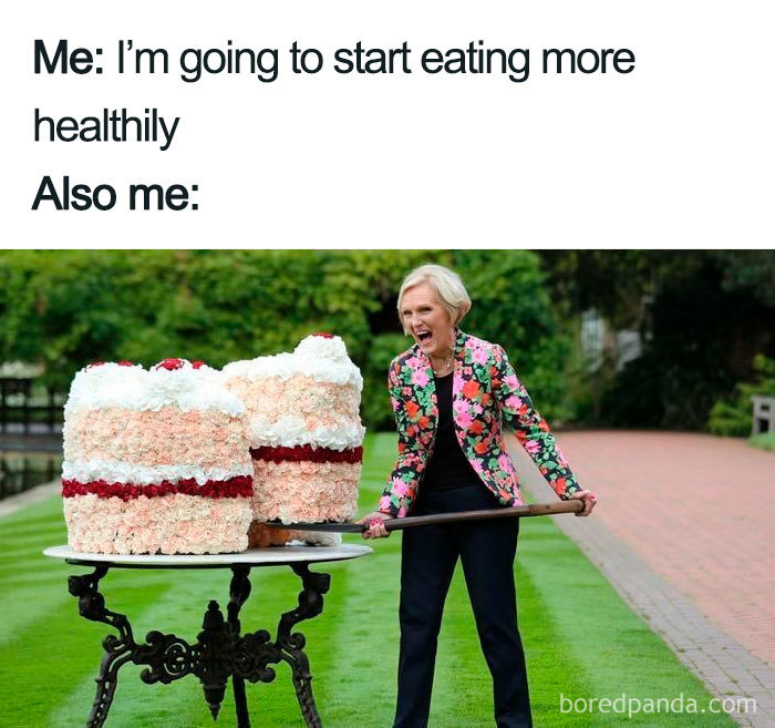 30 Of The Funniest Weight Loss And Diet Memes Bored Panda