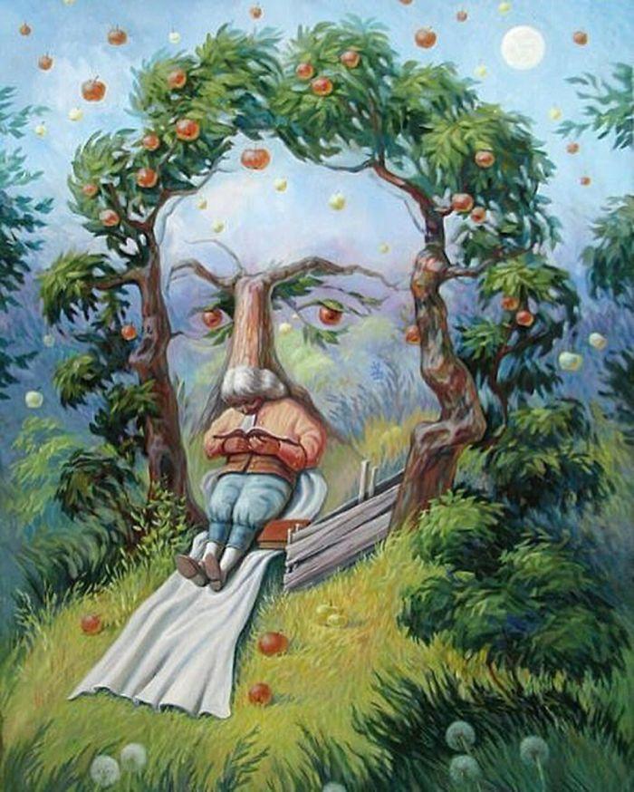 Newton In The Garden Of Ideas