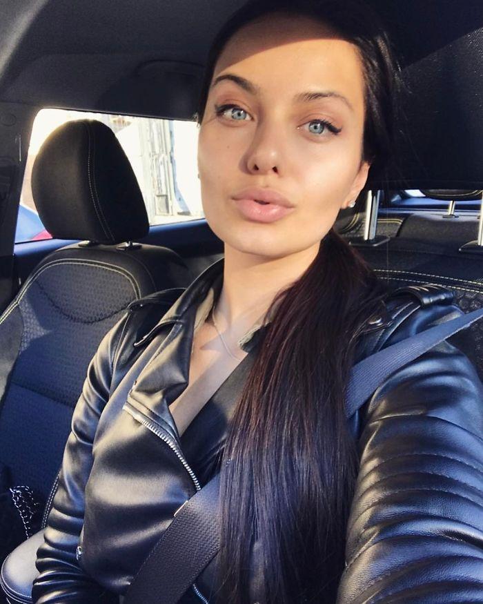 Angelina Jolie?