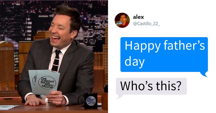 Jimmy Fallon Asks People To Share Their Most Awkward Texts, Here's 30 Hilarious Responses
