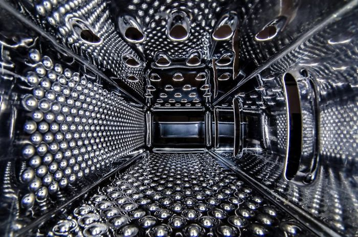 Inside Of A Cheese Grater Look Like The Backdrop To A P Diddy Music Video