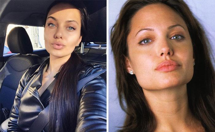 ¿Angelina Jolie?