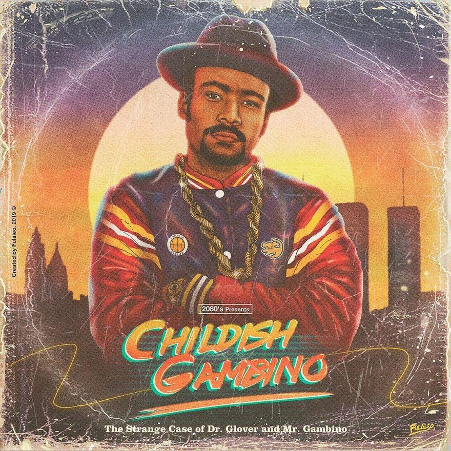 """Childish Gambino """"The Strange Case Of Dr. Glover And Mr. Gambino"""""""