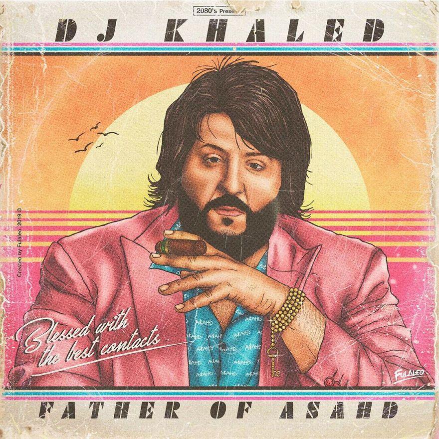 """Dj Khaled """"Father Of Asahd"""""""