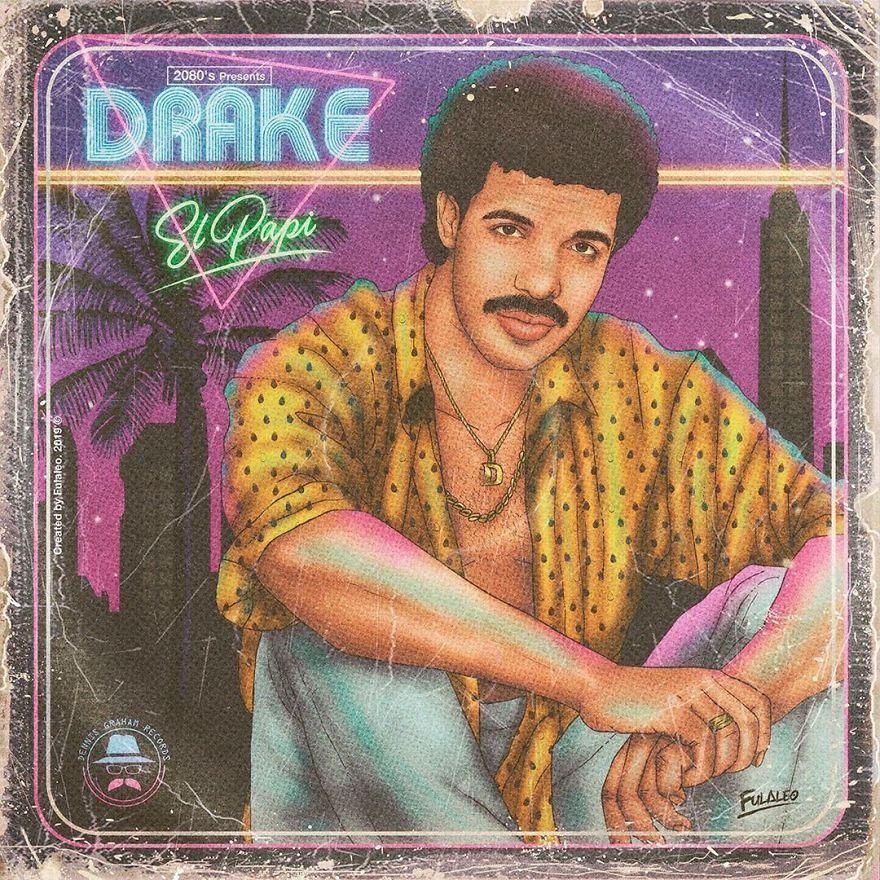 """Drake """"El Papi"""""""