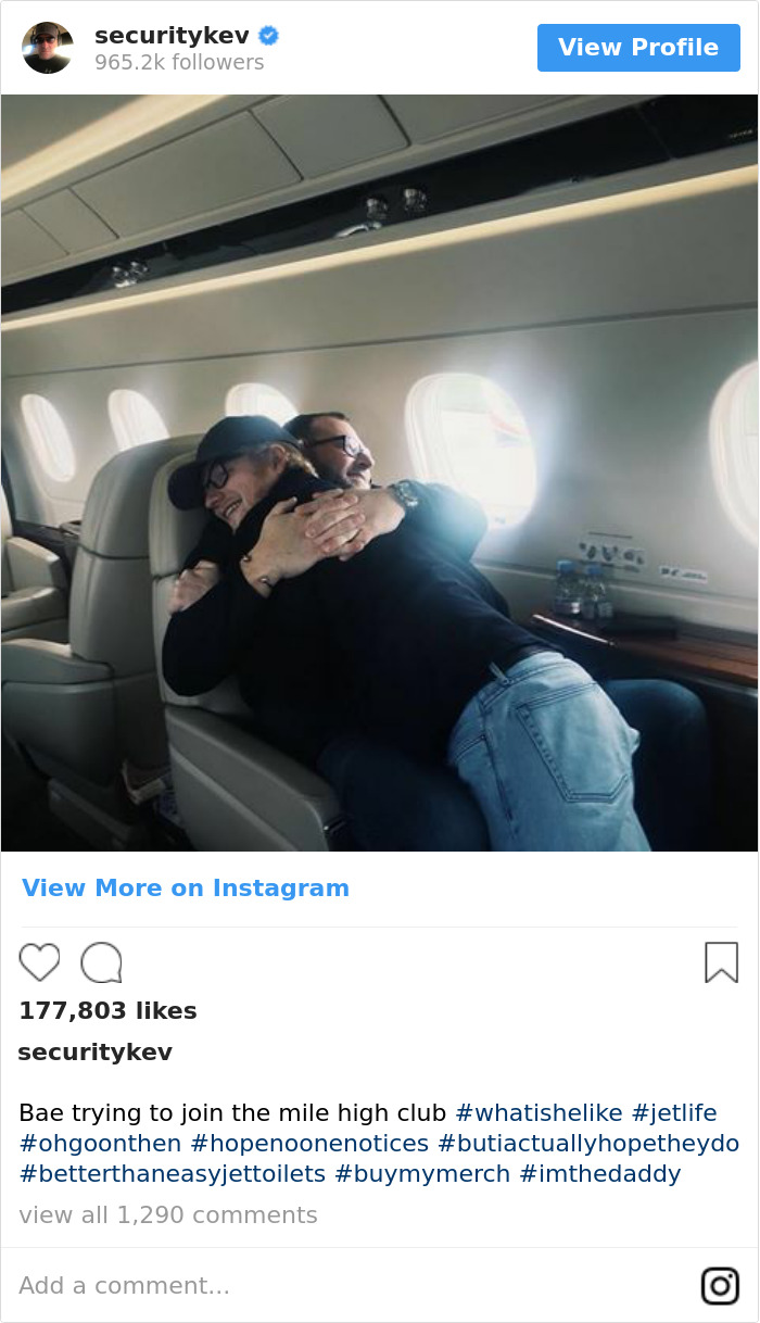 Bae Trying To Join The Mile High Club #whatishelike #jetlife #ohgoonthen #hopenoonenotices #butiactuallyhopetheydo #betterthaneasyjettoilets #buymymerch #imthedaddy