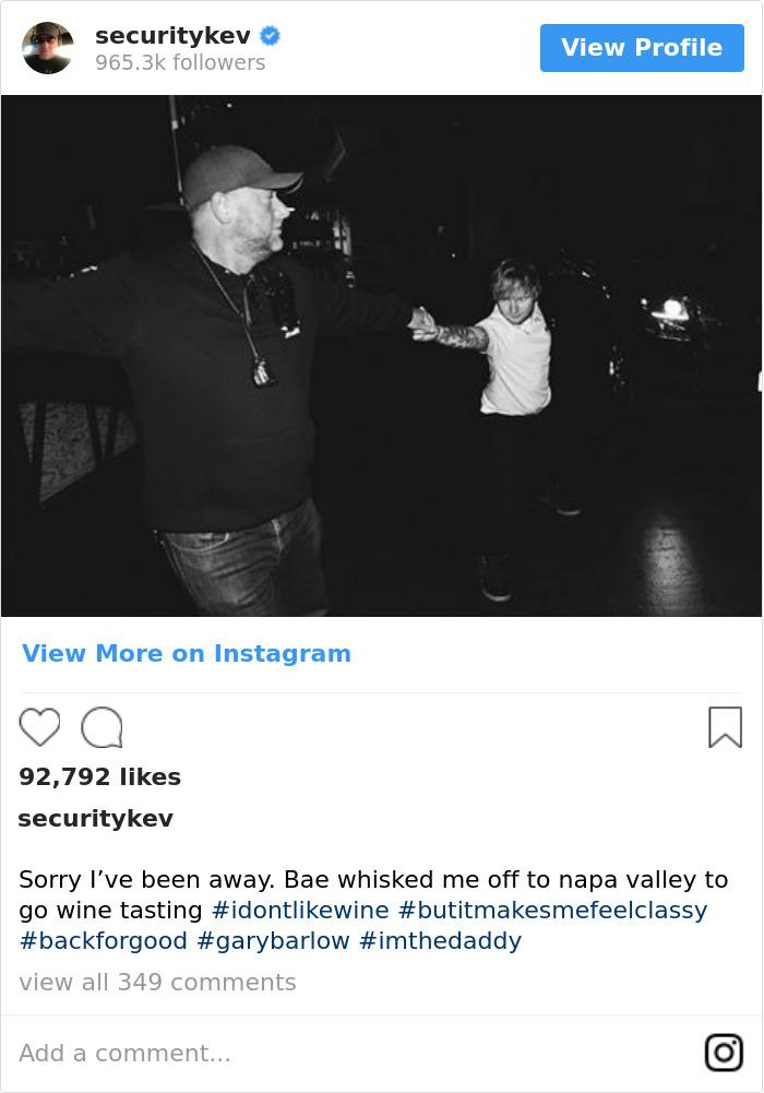 Sorry I've Been Away. Bae Whisked Me Off To Napa Valley To Go Wine Tasting #idontlikewine #butitmakesmefeelclassy #backforgood #garybarlow #imthedaddy