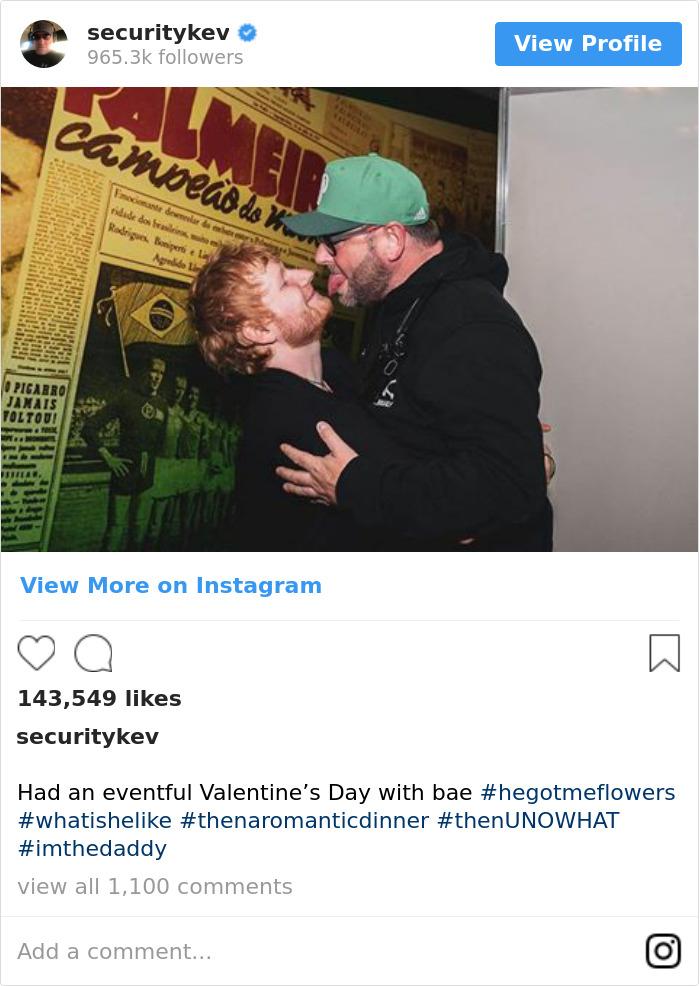 Had An Eventful Valentine's Day With Bae #hegotmeflowers #whatishelike #thenaromanticdinner #thenunowhat #imthedaddy