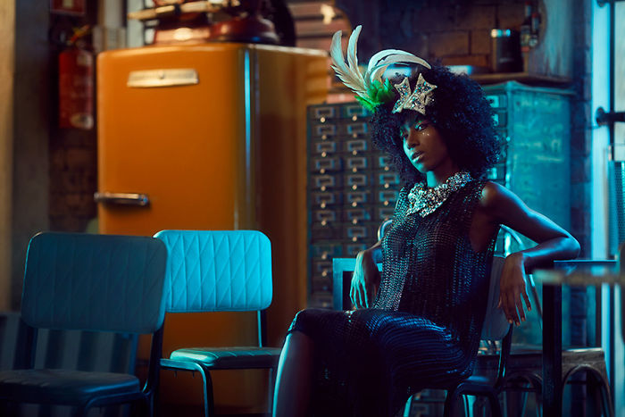 Photographer Creates Fashion Editorial Inspired By Carnival
