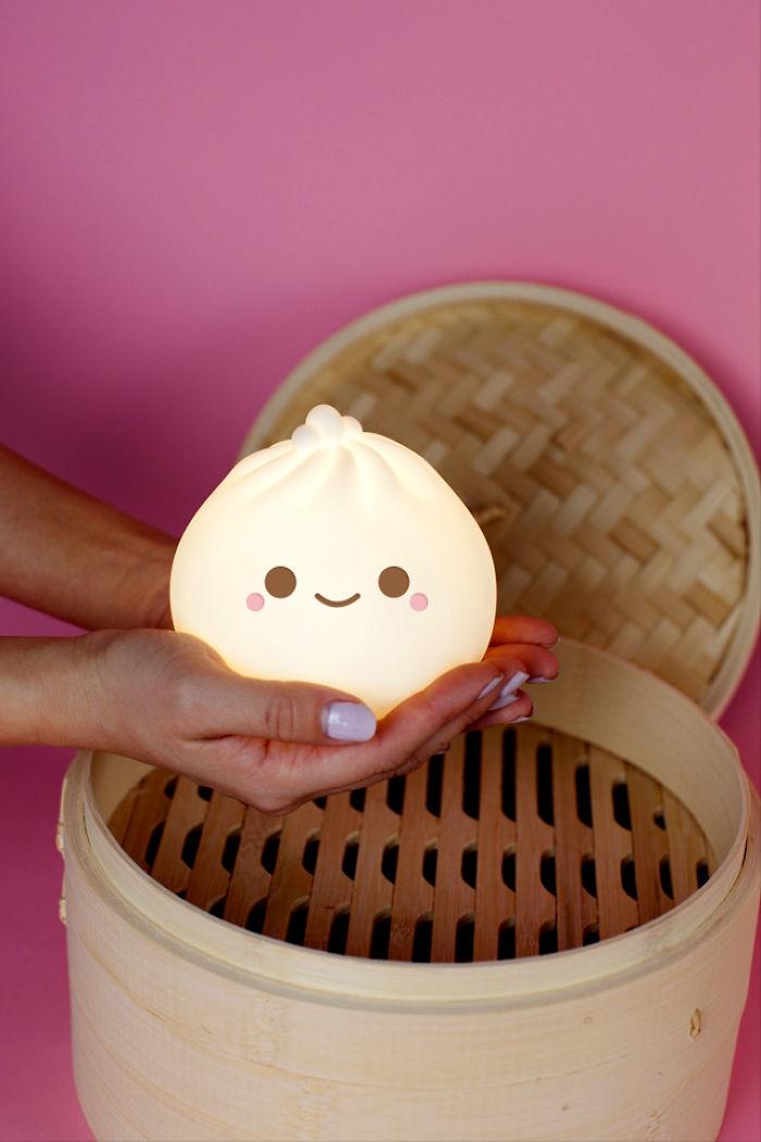 This Soup Dumpling Nightlight Is So Cute