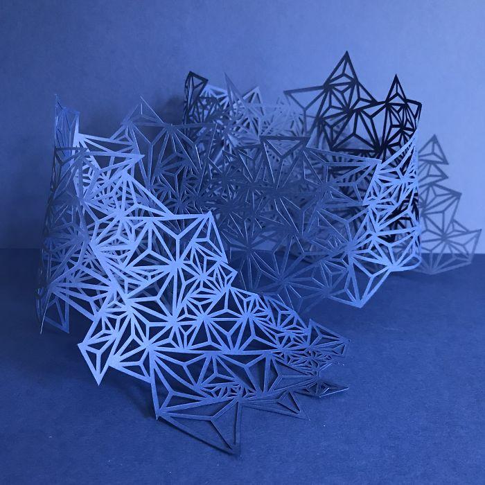"""Sapphire"" By Kristine Braanen (Norway)"