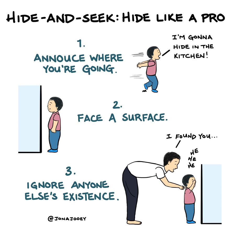How To Play Hide-And-Seek