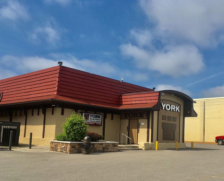 York Steak House