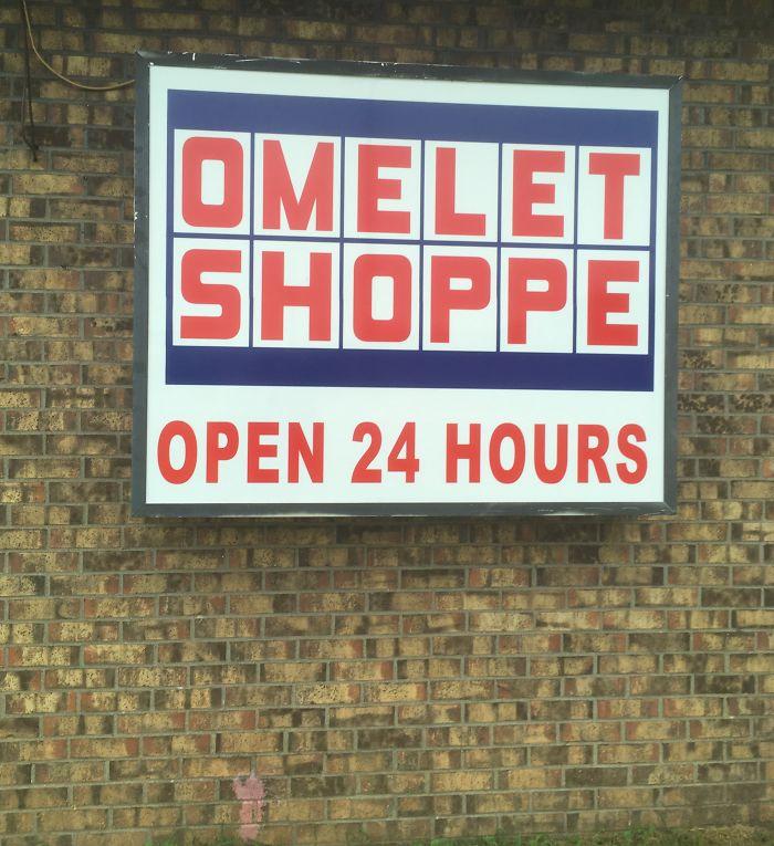 Omelet Shoppe