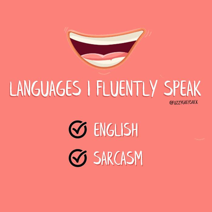 Languages I Fluently Speak